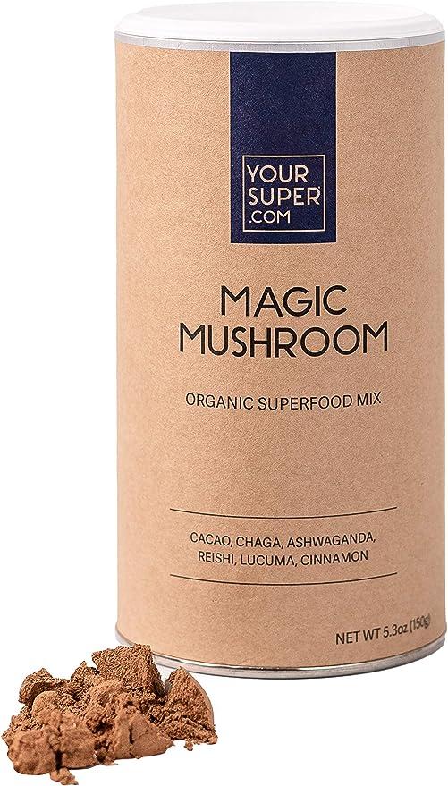 Your Super Magic Mushroom Superfood Mix