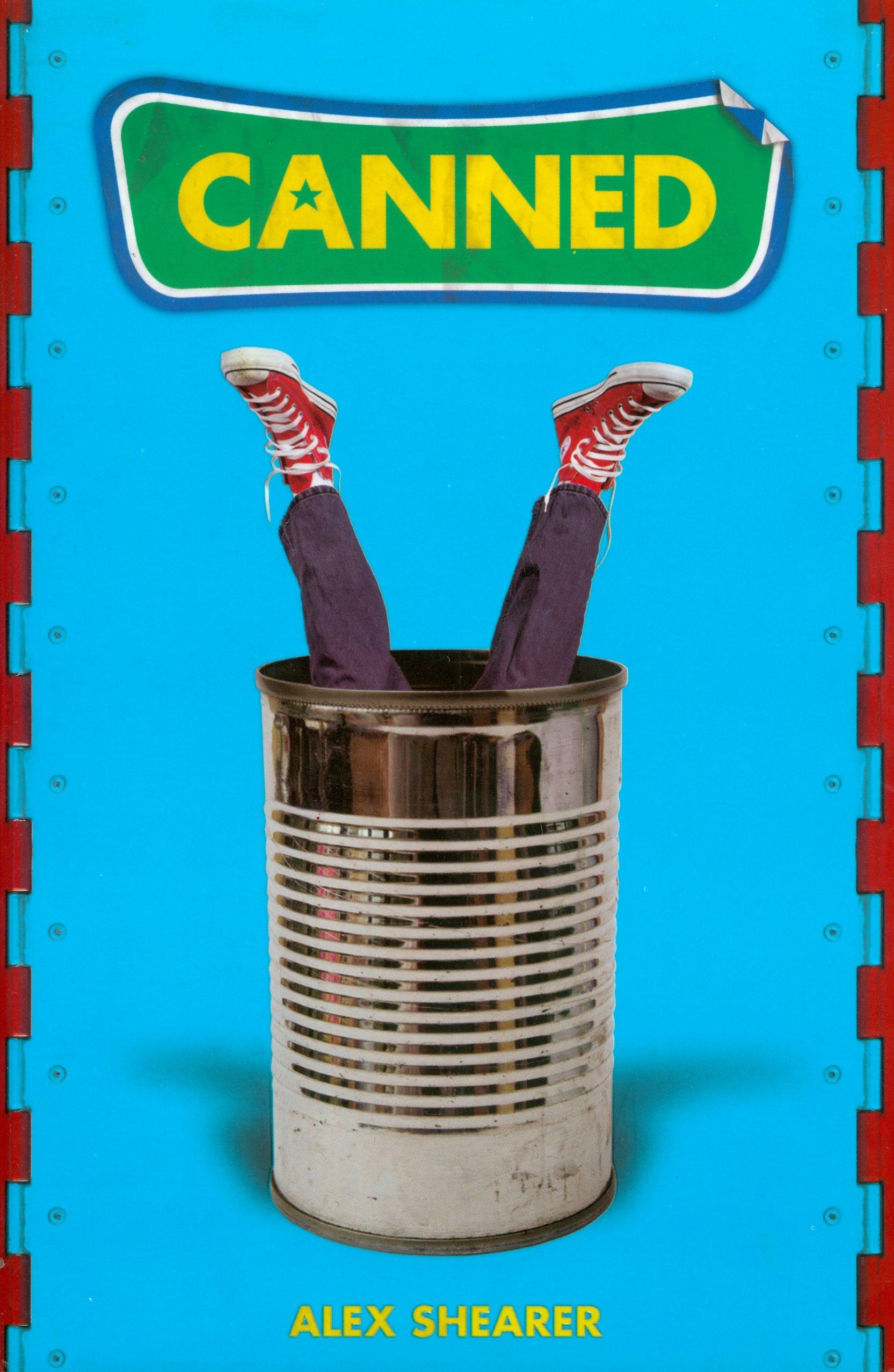 canned alex shearer 9780439903097 amazon com books