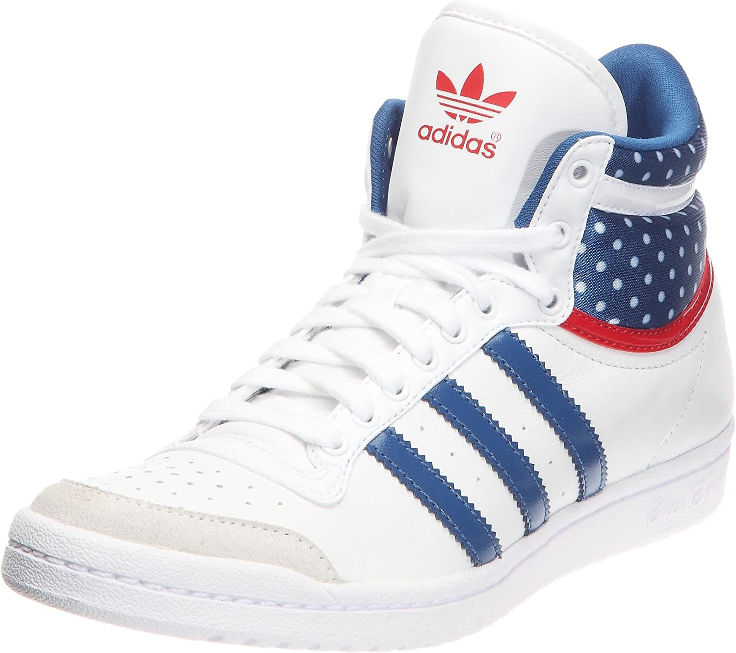adidas Originals Top Ten Hi Slee, Chaussures lifestyle baskets mode femme