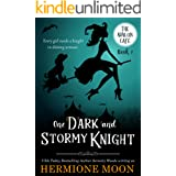 One Dark and Stormy Knight: A Cozy Witch Mystery (The Avalon Café Book 1)