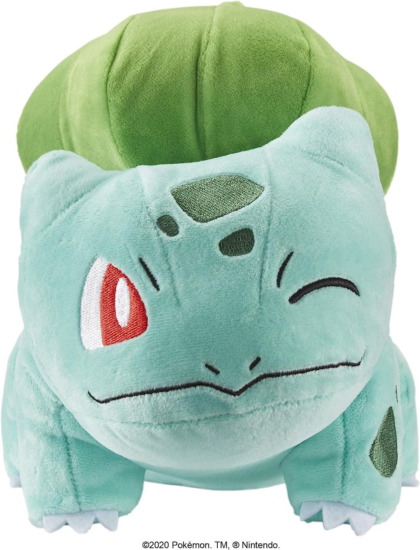 Pokemon 97962 Bulbasaur 2 Felpa de 8 Pulgadas