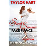 Sweet Summer Fake Fiance Kisses Collection: 5 Contemporary Romances