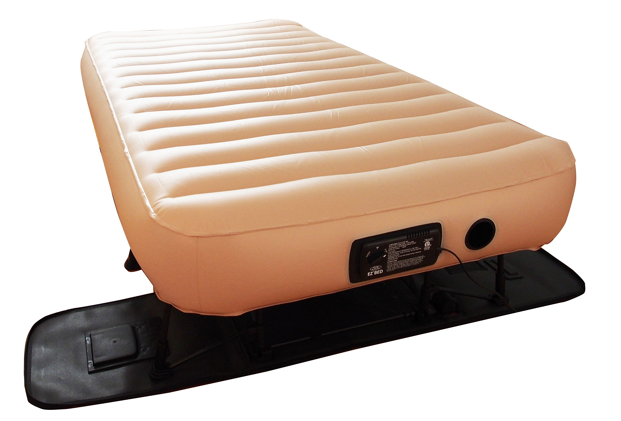 SimplySleeper SS-EZT Hideaway Twin Guest Air Bed with Integrated Travel Case
