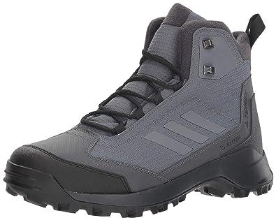 best website 076c0 0706a adidas outdoor Mens Terrex Heron MID CW CP, Grey FiveCarbon, ...