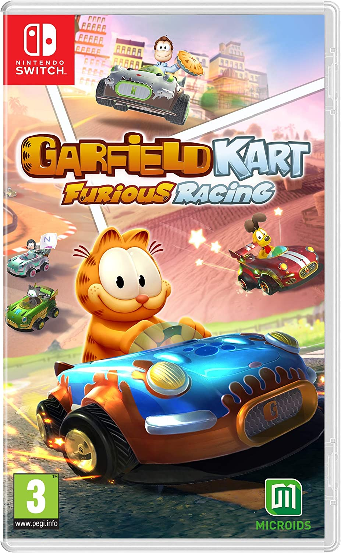 Garfield Kart Furious Racing: Amazon.es: Videojuegos