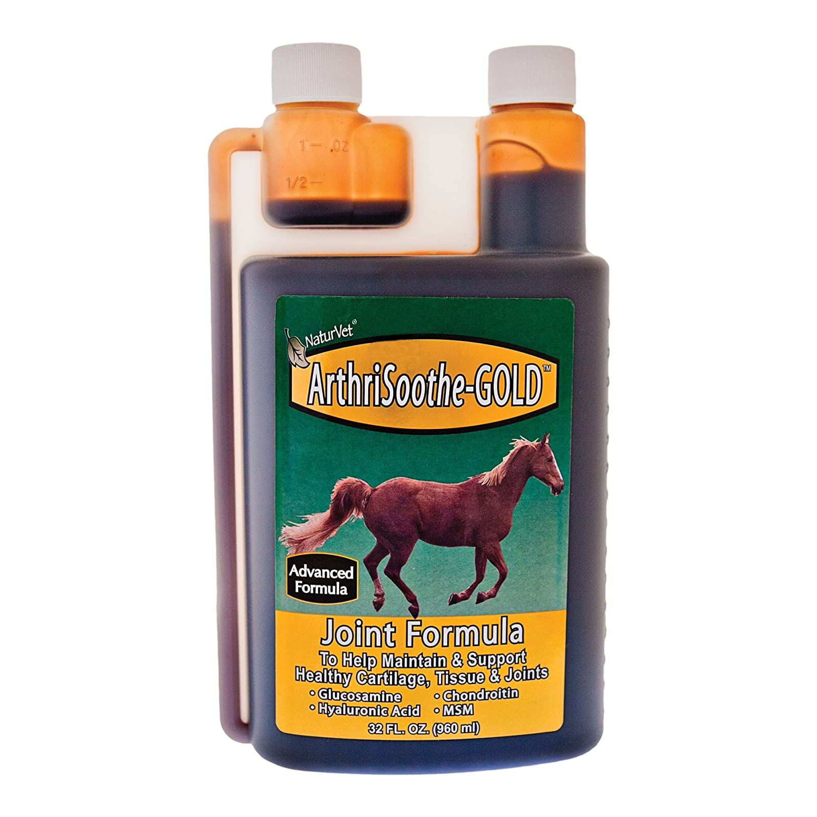 NaturVet ArthriSoothe-GOLD Advanced Joint FormulaHorses 32 79901009 - 1