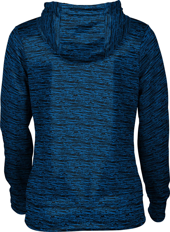 Brushed School Spirit Sweatshirt Drexel University Womens Pullover Hoodie