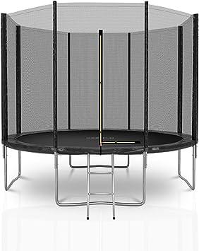 JUMP4FUN - Cama elástica Exterior (305 cm, 4 Colores a Elegir ...