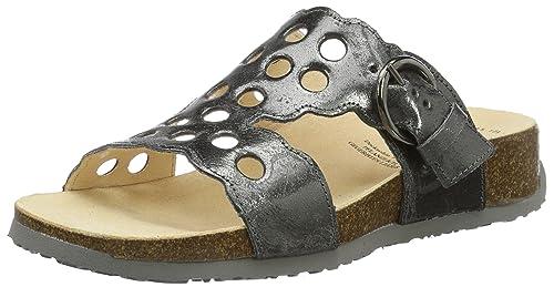 Think Mizzi - Ciabatte Donna amazon-shoes beige Comprar Barato Mayor Proveedor Comprar Barato De Italia szyHq2URk