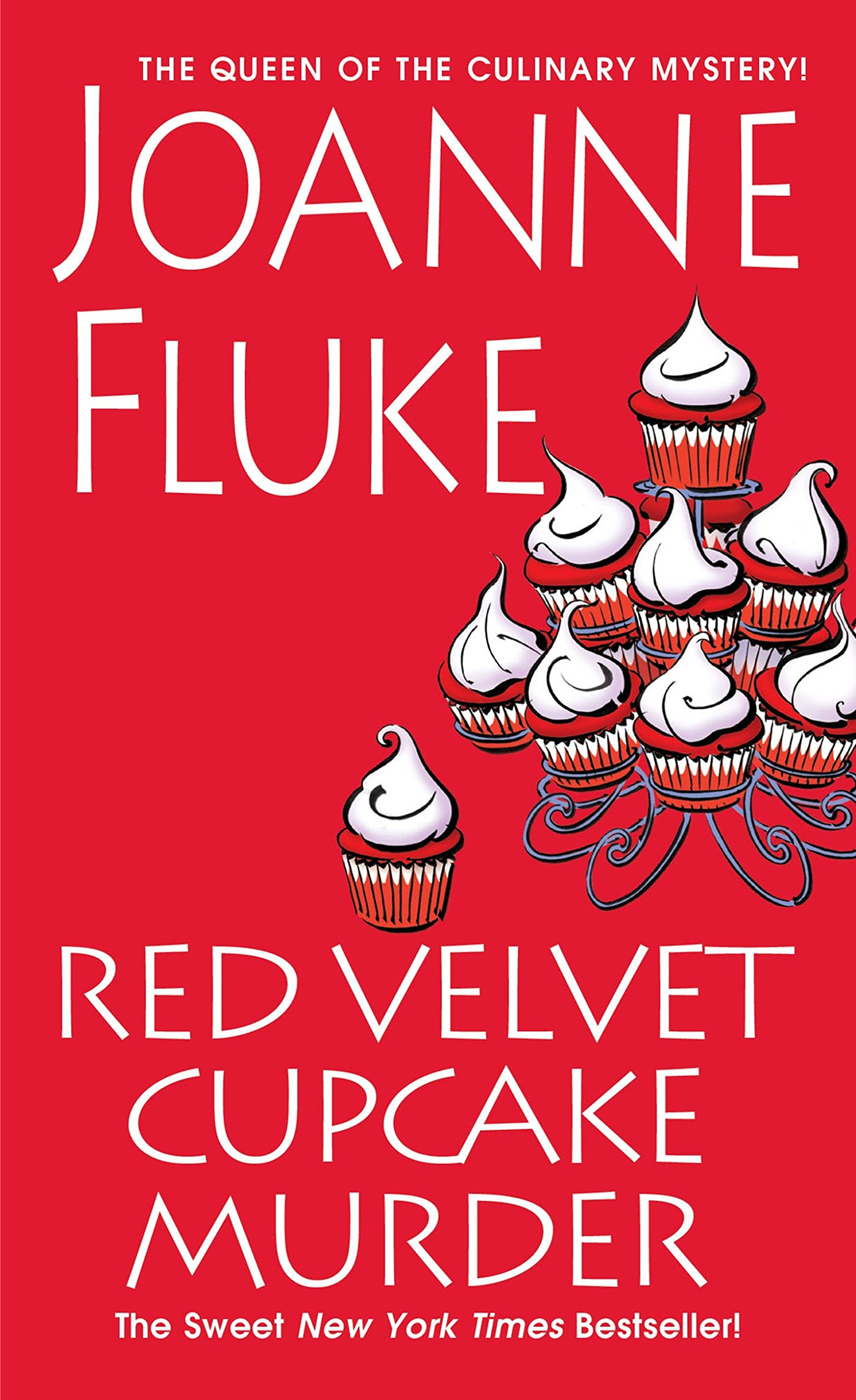 Red Velvet Cupcake Murder (A Hannah Swensen Mystery) by Kensington