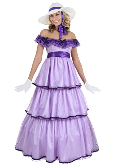Vintage Inspired Halloween Costumes FunCostumes Adult Deluxe Southern Belle Costume $49.99 AT vintagedancer.com