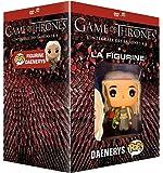 Game of Thrones (Le Trône de Fer) - L'intégrale des saisons 1 + 2 + 3 + 4 + figurine Pop! Funko [Coffret 20 DVD]