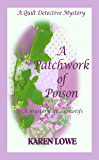 A Patchwork of Poison (The Quilt Detective)