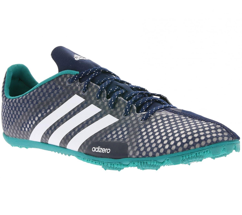 Adidas Performance Adizero Adizero Adizero Ambition 3 Schuhe Leichtathletik Spike Schuhe Laufschuhe Blau AQ5592  cd85cb