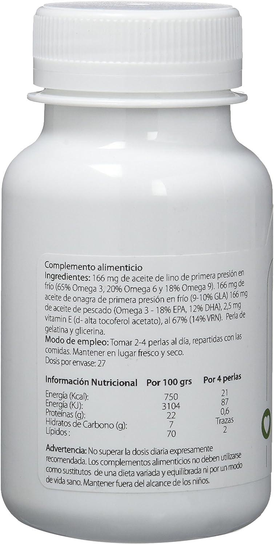 H4U - H4U Omega 3,6,9 110 perlas de 700 mg: Amazon.es: Salud y cuidado personal