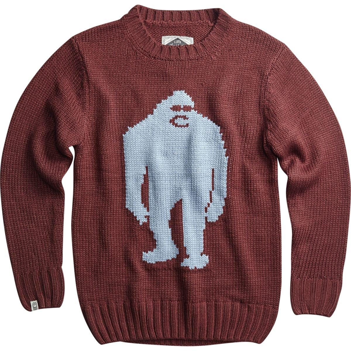 Airblaster OG Sassy Sweater mahogany