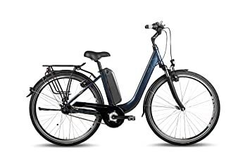 b9f353327f7744 28 quot  Zoll Alu VAUN EMMA E-Bike Elektro City Fahrrad Pedelec Damen  Mittelmotor 36V