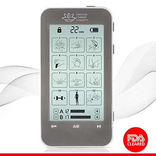 PurePulse™ Pro Advanced TENS Unit Muscle Stimulator