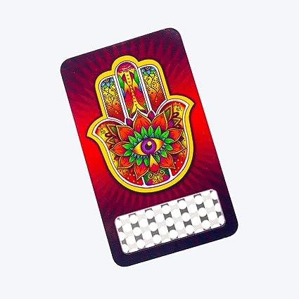 V Syndicate Grinder Card Hamsa - Rallador de Verduras ...