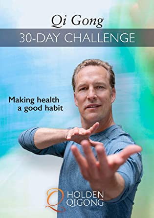 Amazon com: Qi Gong 30-Day Challenge with Lee Holden (YMAA