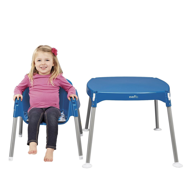 Amazon Evenflo Minimeal High Chair Dottie Royal Childrens