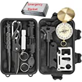 Survival Kit in Car XinHe Outdoor Emergency Gear EDC Tools for Long Road Trip / Hiking / Camping