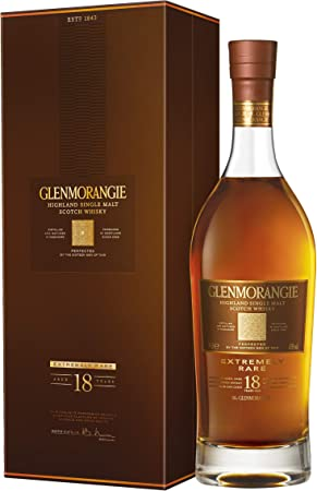 Glenmorangie - Highland Single Malt Scotch 18 year old