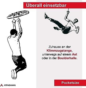 ATACAMA Bola de entrenamiento de escalada de 70mm Juego de 2 piezas para entrenamiento de escalada, entrenamiento de antebrazo para más fuerza de ...