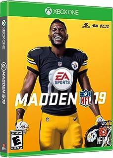 78e4e1b426eb6 Madden NFL 19 - PlayStation 4 - Standard Edition  Amazon.com.mx ...