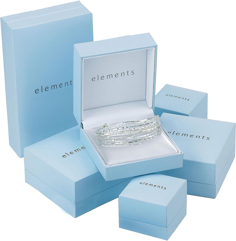 Collier Femme P3215T Elements Argent 925//1000 7.3 Gr
