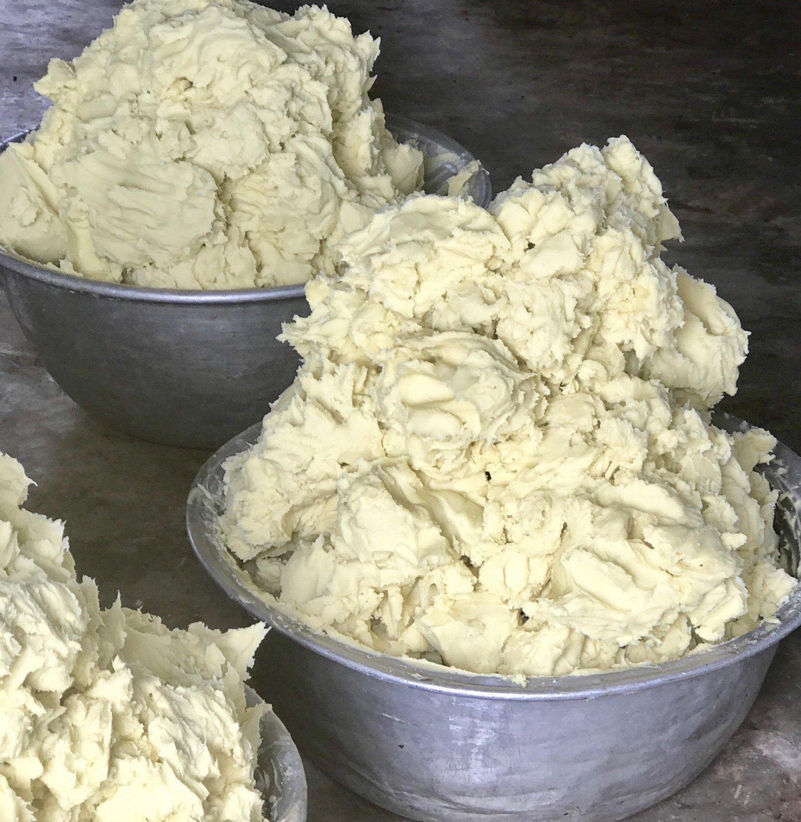 Unrefined Shea Butter by Better Shea Butter - Ivory - 1 lb by Better Shea Butter (Image #7)