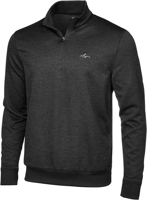 Greg Norman Mens Rapiwarm Pullover Sweater