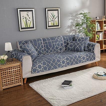 Estilo nórdico Sofá fundas,Fundas de sofá simple toalla completo funda,El sofá cubre la protección del animal doméstico,Fundas para mascotas para ...