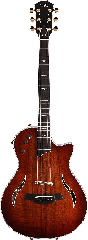 T5z Custom Koa Shaded Edgeburst