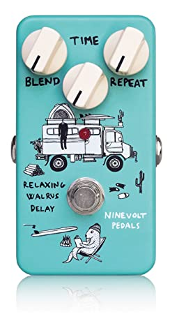 NINEVOLT PEDALS RELAXING WALRUS DELAY