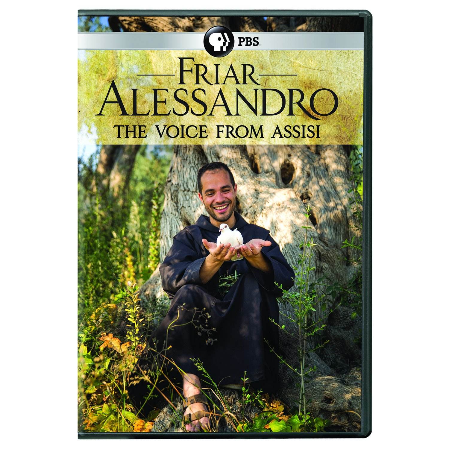 DVD : Friar Alessandro: The Voice From Assisi (DVD)