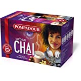 Pompadour Té del Mundo Urban Chai - Pack de 5 (100 bolsitas)