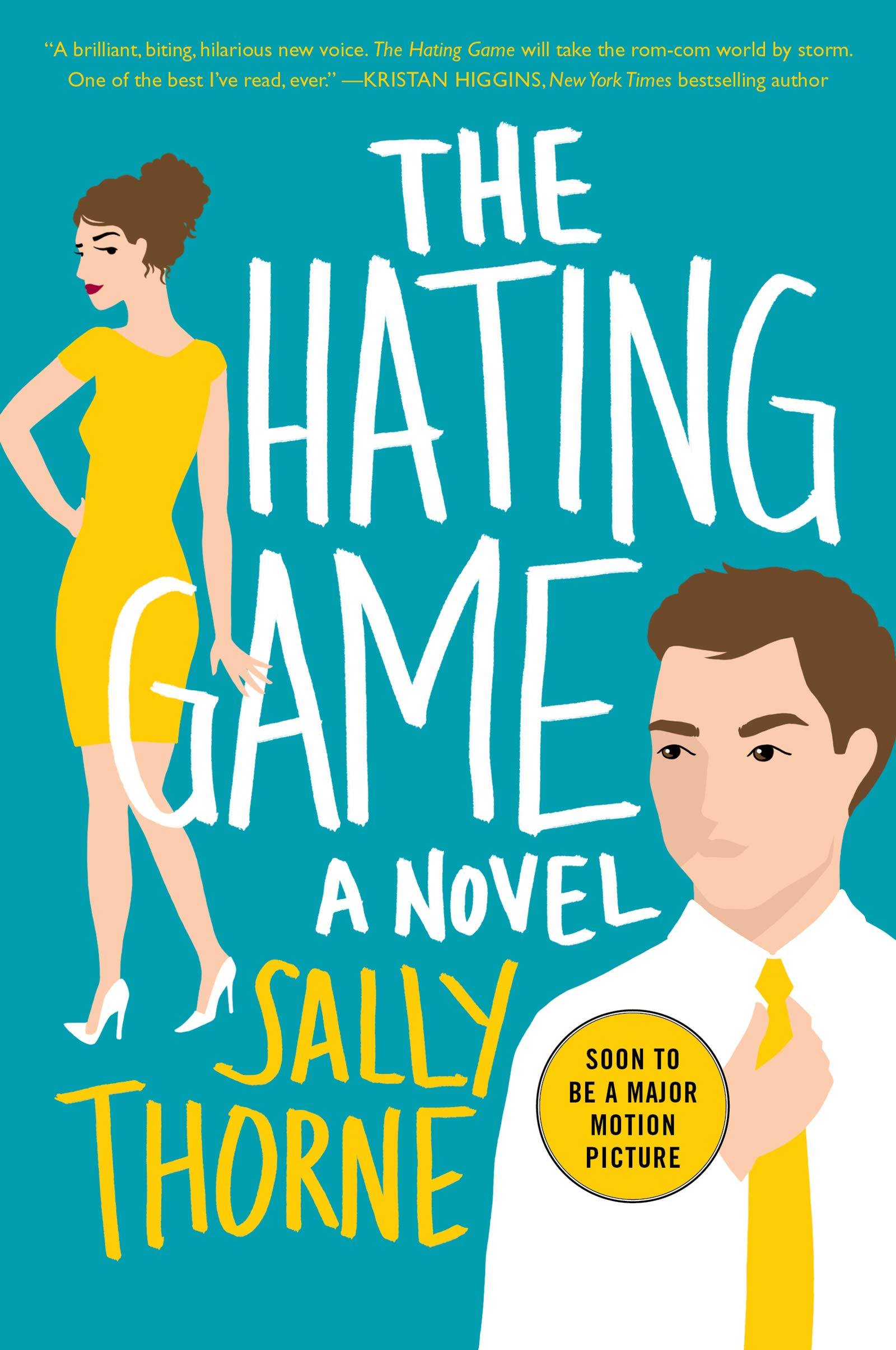The Hating Game: A Novel: Amazon.co.uk: Thorne, Sally: 9780062439598: Books