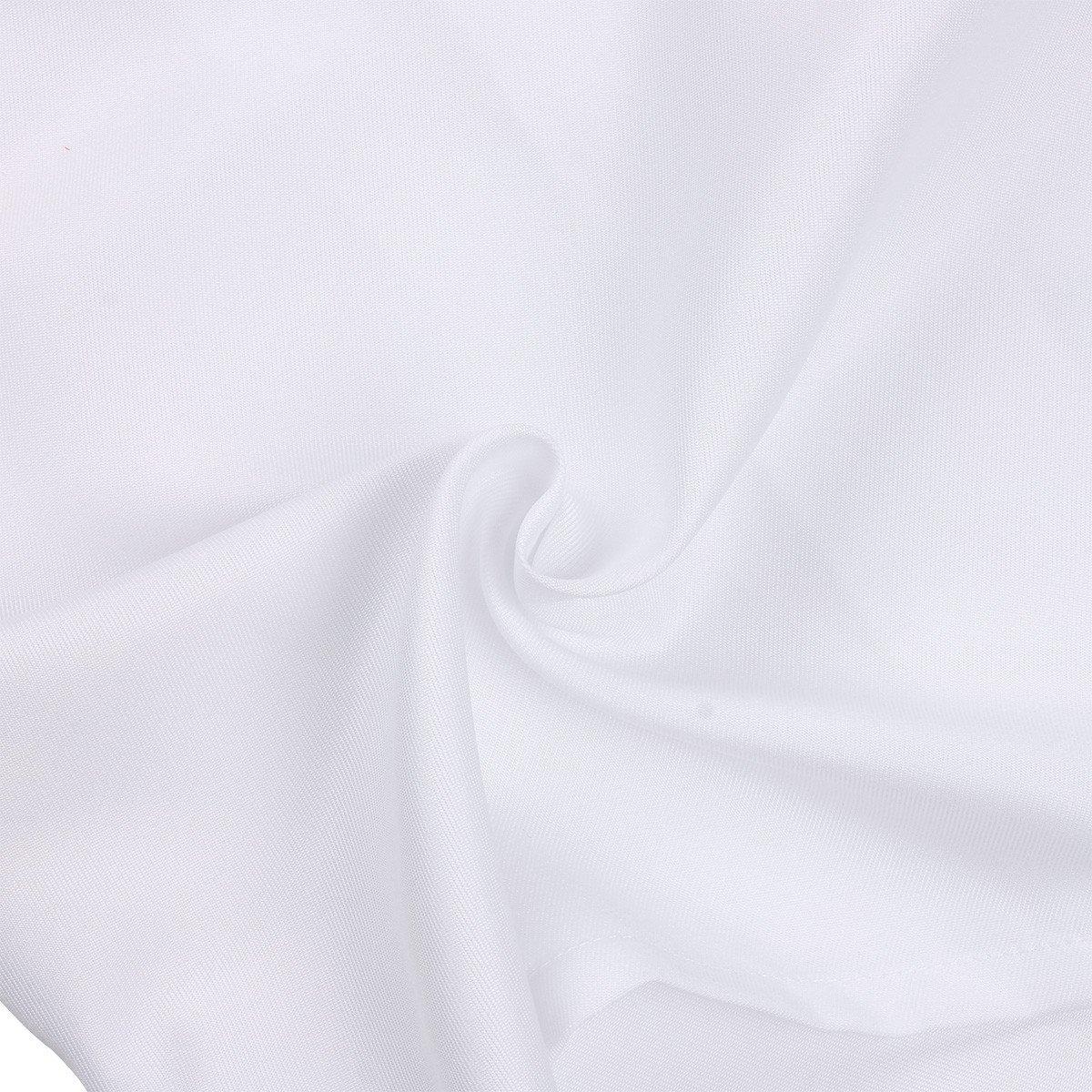 Freebily Scrubs Childrens Lab Coat-Soft Fabric Long Sleeve Doctor Uniform White Cosplay Dress up Costume White 4-5 by Freebily (Image #6)