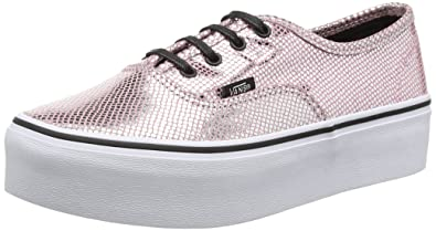 vans damen authentic platform