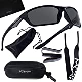 Polarized Sports Sunglasses for Men and Women