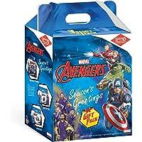 Marvel Avengers Card Games 3-in-1 Gift Pack