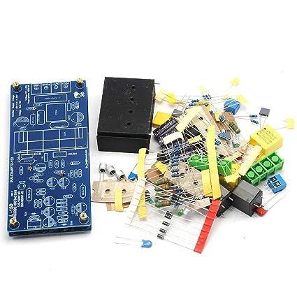 Amazon com: L15D Digital Amplifier IRS2092 IRFI4019H Amplifier Kit