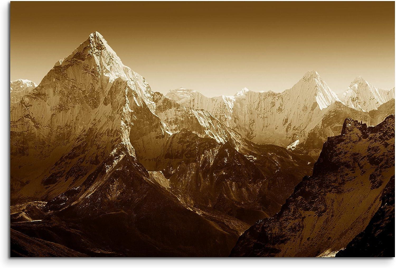 100 X 70 Cm imagen Sepia Mount Everest Nepal: Amazon.es: Juguetes y juegos