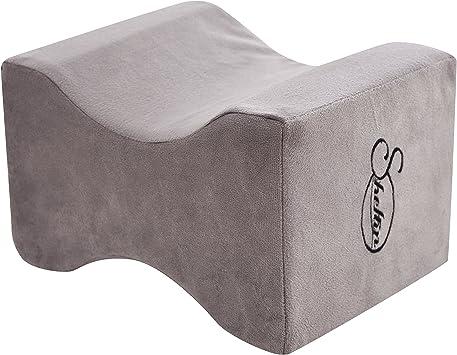 Amazon.com: sheltin espuma de memoria rodilla almohada para ...