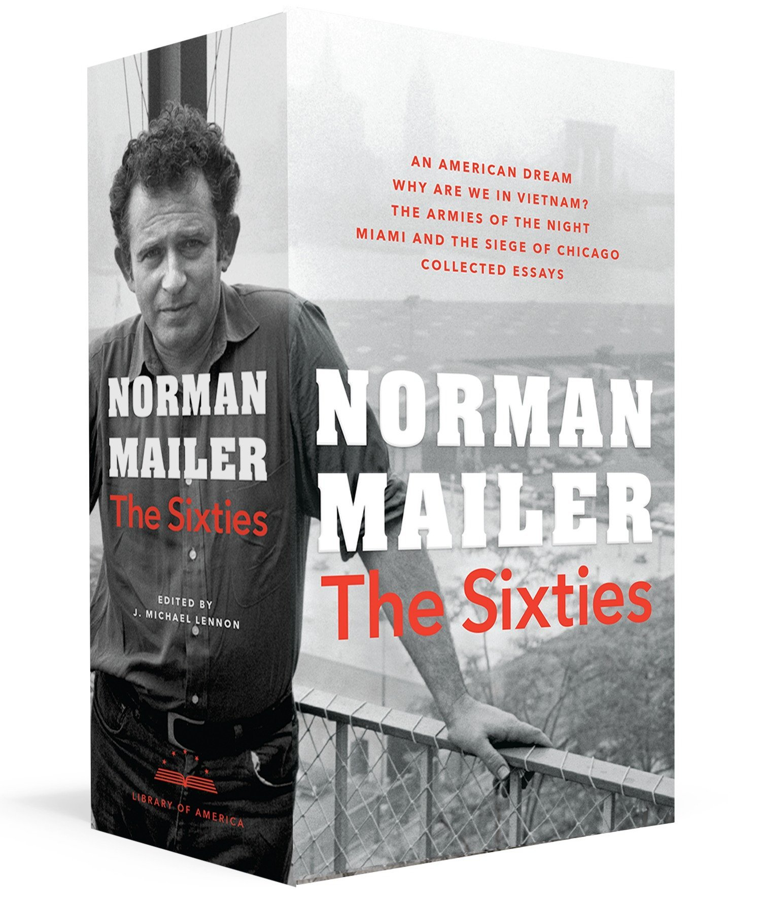 Norman Mailer: The Sixties: A Library of America Boxed Set (The Library of America) pdf