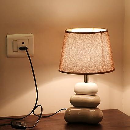 elegant the art of lighting. Kurtzy Modern Luxurious Crackle Pebble Table Desk Lamp Beautiful Art Decor Elegant Light For Home Bedroom The Of Lighting R