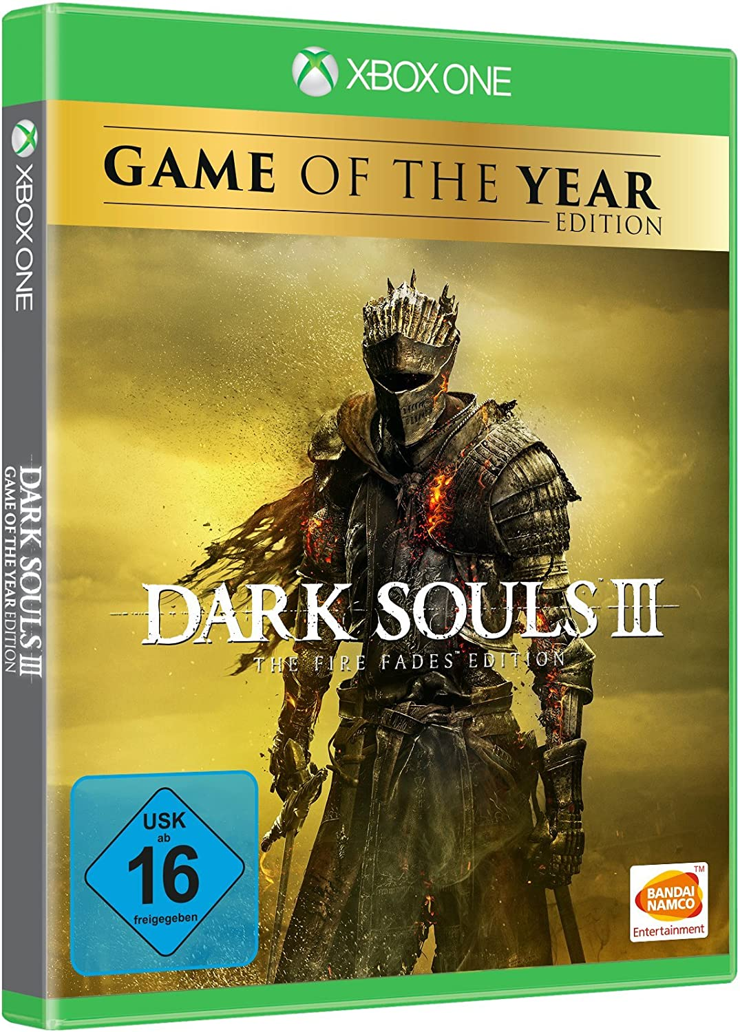 Dark Souls 3 - The Fire Fades Edition [Importación Alemana]: Amazon.es: Videojuegos