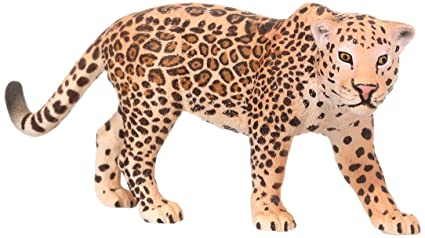 Awesome Schleich 14769 North America Jaguar Toy Figure