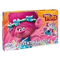 DreamWorks - Calendrier de l'Avent Trolls, 57347